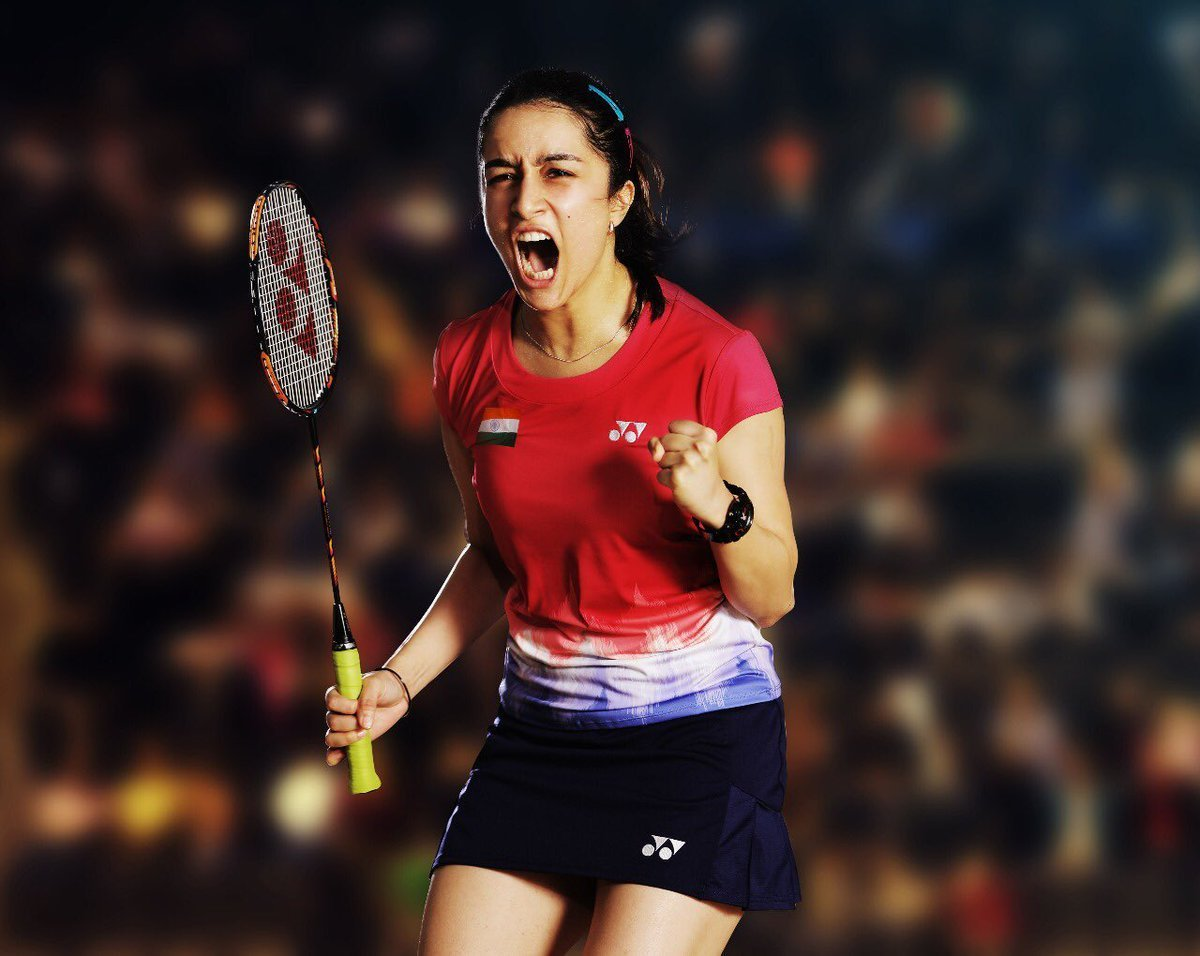 shraddha kapoor saina nehwal biopic first look