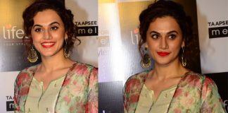 tapsee as brand ambassador of melange by lifestyle