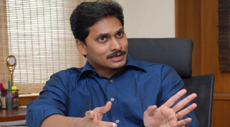 ys jagan fifth highest