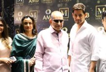 Mahesh Babu AMB Cinemas Launch Photos