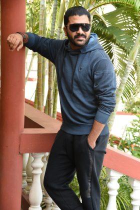 Actor Sharwanand Interview Stills