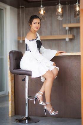 Actress Catherine Tresa Latest Pictures
