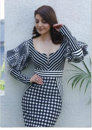 Actress Kajal Aggarwal Latest Stills
