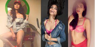 Actress Meghana Kaushik Spicy Stills