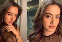 Actress Neha Sharma Selfie Stills