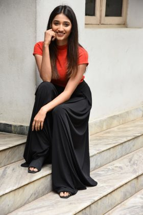 Actress Priya Vadlamani New Stills