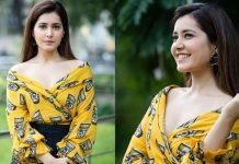 Actress Raashi Khanna New Photoshoot Stills
