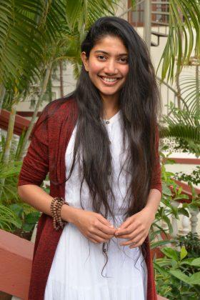 Actress Sai Pallavi Interview Stills