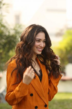Actress Tamanna Interview Stills