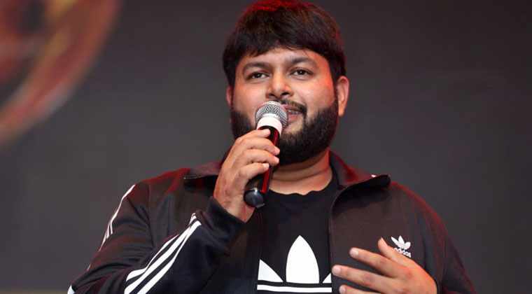 Akhil Fans Comments on Thaman Music