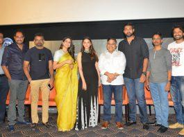 Antariksham 9000 KMPH Movie Trailer Launch Photos