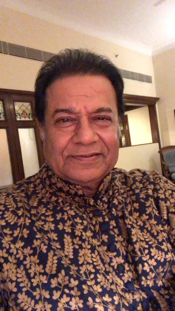 Anup Jalota Most searched on Google