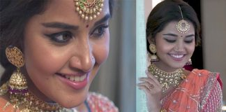 Anupama Parameswaran Pleasant Twinkling Stills