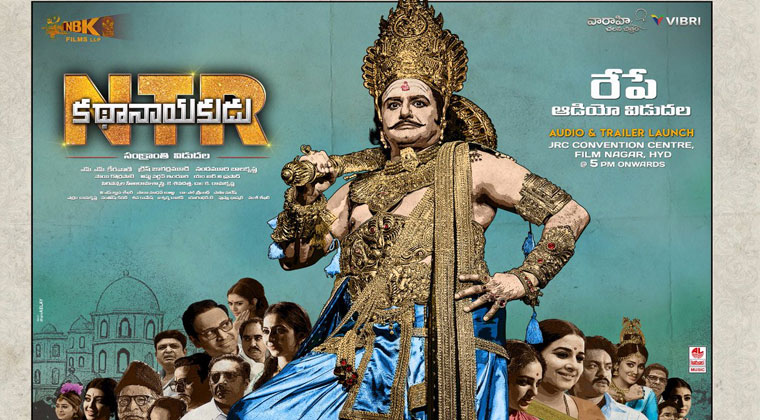 Balakrishna as Raavana From Ntr Biopic