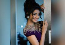 Bubbly Beauty Anupama Parameswaran New Stills