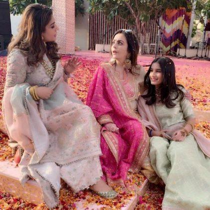 Celebs at Isha Ambani's Pre Wedding Celebrations