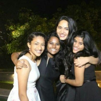 Charan, NTR, Prabhas, Anushka at Rajamouli Son Wedding (6)