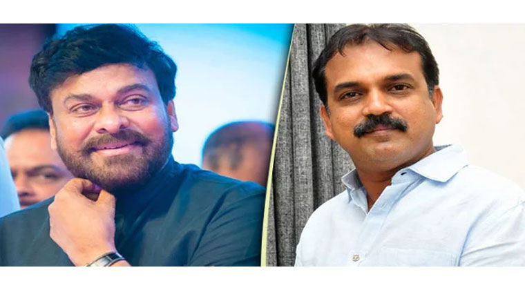 Chiru to act in koratala siva direction after sye raa