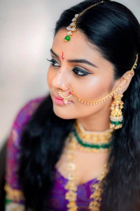 Chocolate Beauty SreeMukhi Cool Stills