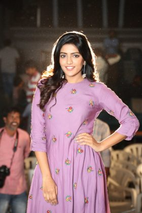 Eesha Rebba at Subramanipuram Movie Audio Launch photos
