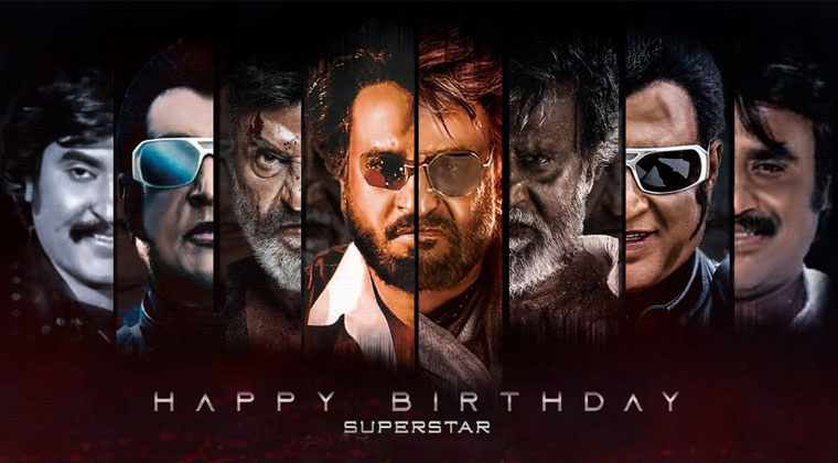 Happy Birth Day Thalaivar