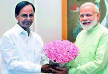 KCR meets Modi as Akhilesh, Mayawati ignore him