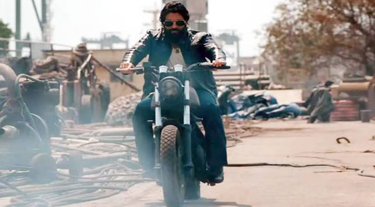 KGF Box Office First Week Collections