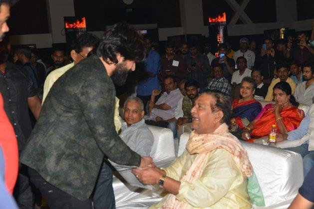 Kannada Superstar Yash At KGF Pre Release Event
