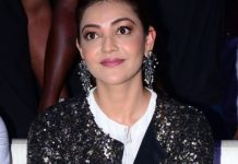 Kajal Aggarwal At Kavacham Audio Launch