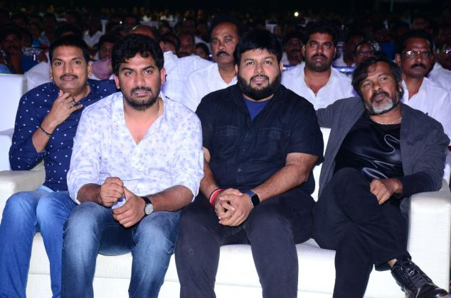 Thaman at Kavacham Audio Launch