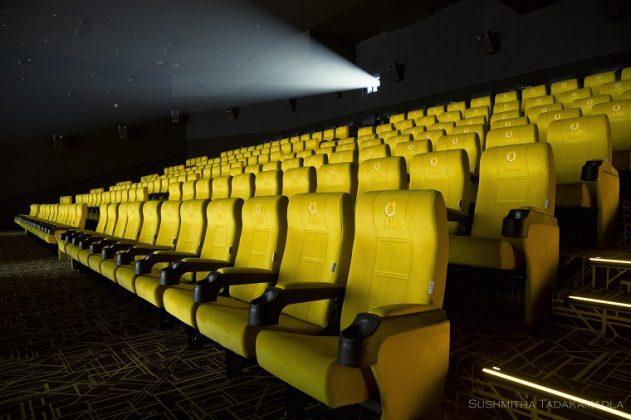 Mahesh Babu AMB Cinemas Multiplex Inside View