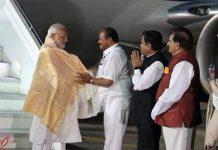Narendra-Modi-in-Mangalagiri