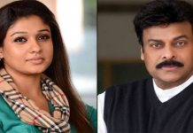 Nayanthara to Pair With Chiranjeevi