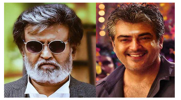 Petta and Viswasam Movies for pongal 2019 Release