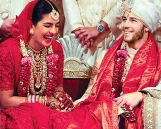 Priyanka Nick Wedding Stills