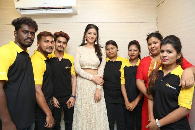 Priyanka jawalkar Launches Be You Salon