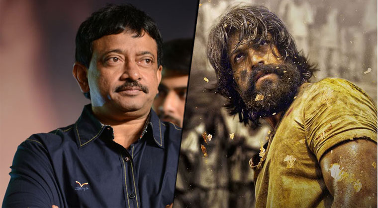 RGV Congratulates Team KGF For the movie hit
