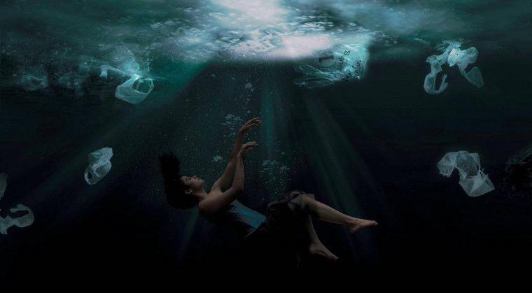 Rashmika Mandanna Underwater photoshoot
