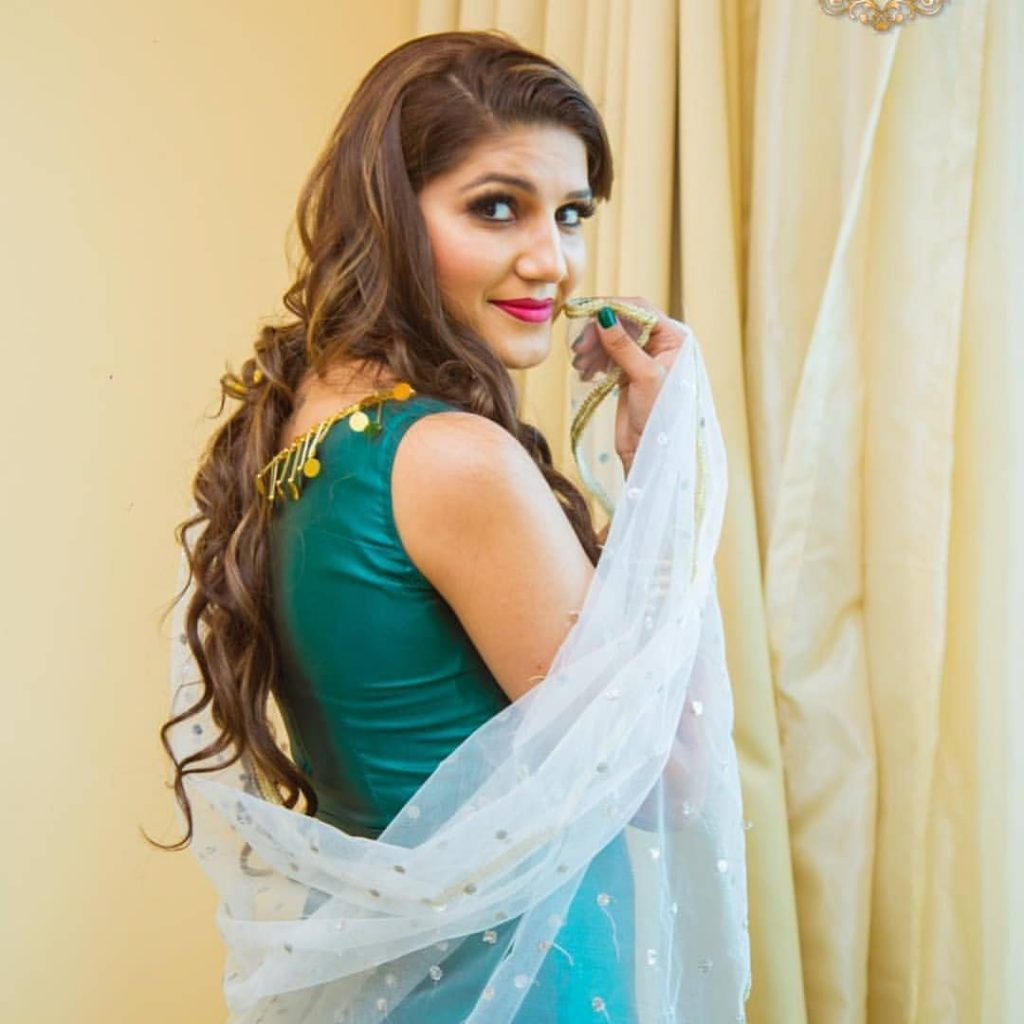 Sapna Choudhary most searched on Google