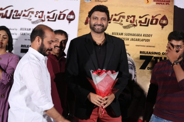 Subramaniapuram Movie Audio Launch Photos