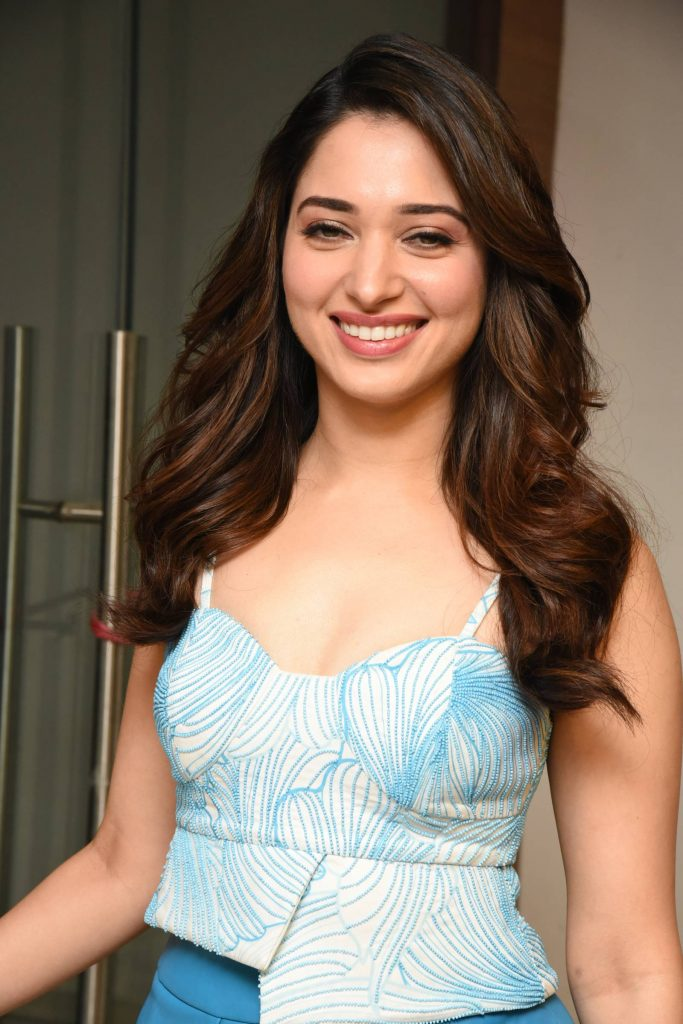 Tamannaah at Next Enti Movie pre Release Event Photos