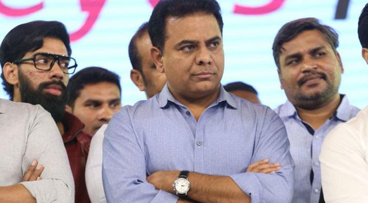 Telangana Minister KTR Speech at Vinaya Vidheya Rama Pre release Event
