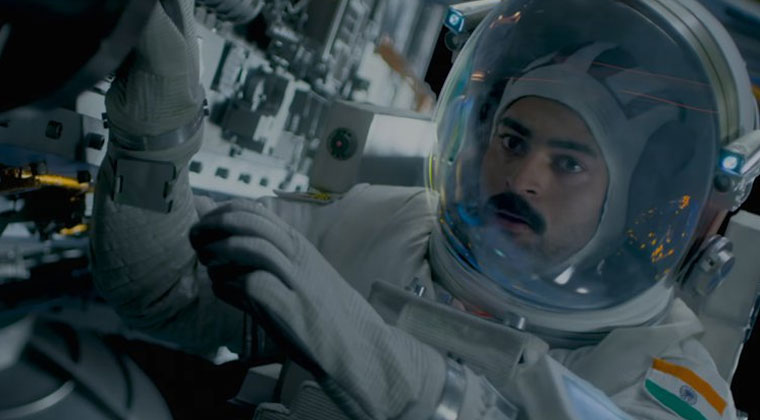Antariksham USA schedules