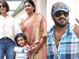 Tollywood Actors Cast Their Votes in Telangana Elections Set 3