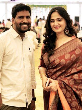 Anushka Shetty At SS Karthikeya Wedding