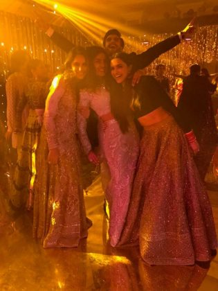 Upasana Konidela at Priyanka Chopra's Reception Photos
