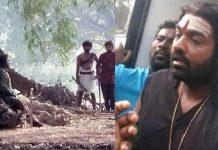 Vijay Sethupathi sye raa pic leaked