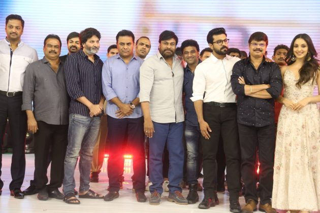 Vinaya Vidheya Rama Pre Release Event Last Set Photos