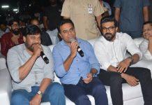 Chiranjeevi Dialogues at Vinaya vidheya rama Pre release event