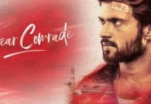 dear comrade wraps up Kakinada schedule